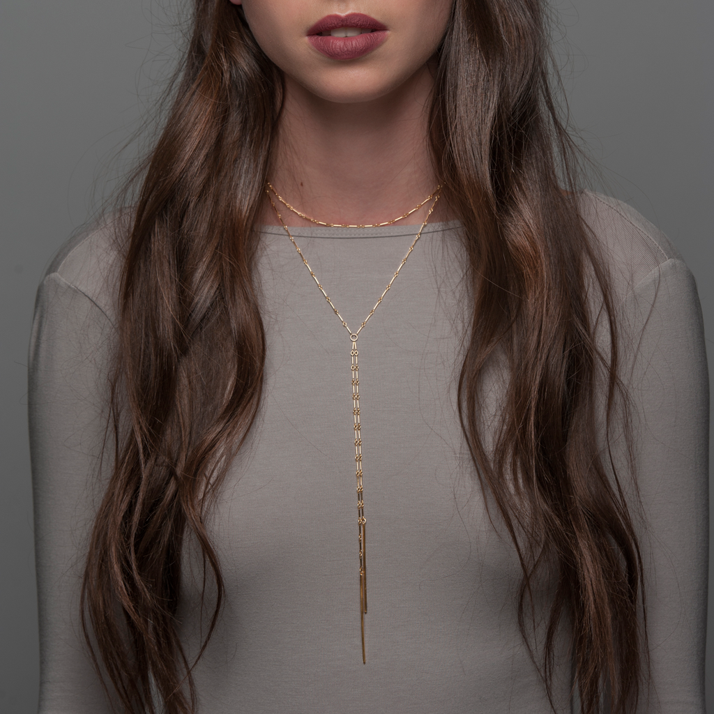 Madeline Bar Necklace