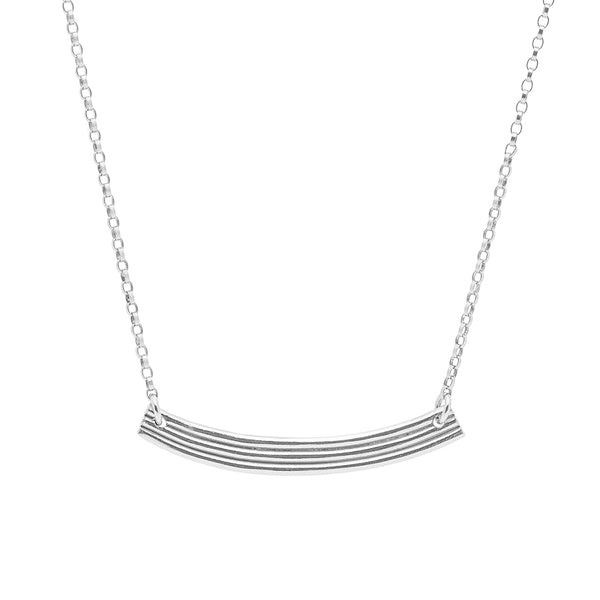 Range Bar Necklace