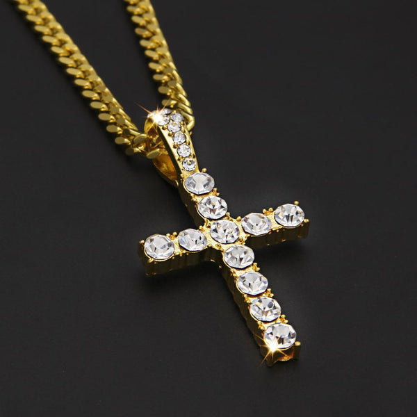 Light of Hope? Cross Necklace