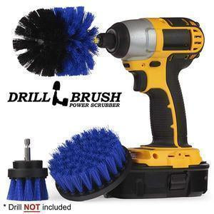 80% OFF - Drill Brush Set