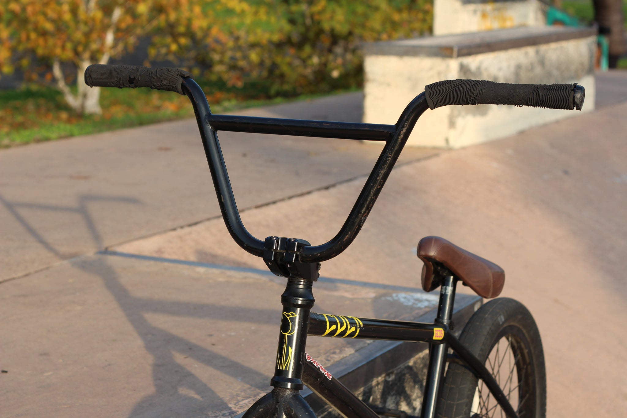 luca nosella bike check frontocean bmx cult shadow odyssey federal