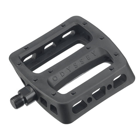 ODYSSEY TWISTED PRO BLACK PEDALS