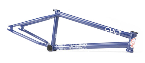 CULT 2 SHORT BLUE FRAME