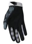 DEFT FAMILY EQVLNT CAMO GLOVES