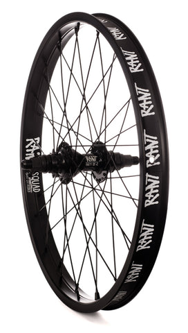 RANT PARTY ON REAR CASSETTE WHEEL