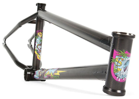 S&M HUCKER BLACK FRAME