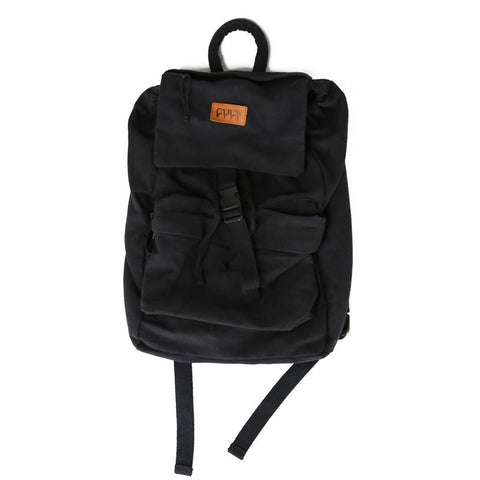 CULT STASH BACKPACK BLACK