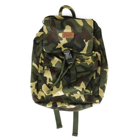 CULT STASH BACKPACK CAMO