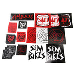 S&M STICKERS PACK