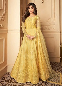 What are the Latest Styles in Anarkali Suits?