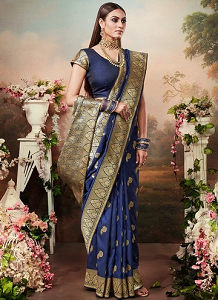 What is Art Silk Sarees? Where to Buy Art Silk Sarees Online in USA, UK, Canada and Worldwide?