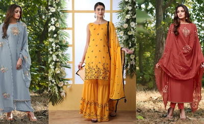 Cotton Salwar Kameez: Your best friend to beat the summer heat