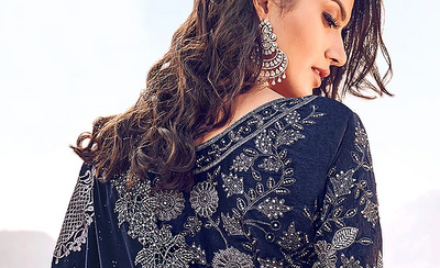 Why are colors and embroidery important in choosing the right salwar kameez?