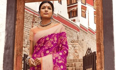 Printed Sarees: Top 5 occasions you can wear them!