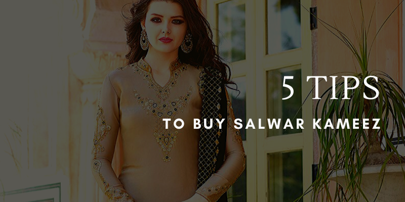 5 Tips to buy Salwar Kameez Online this summer
