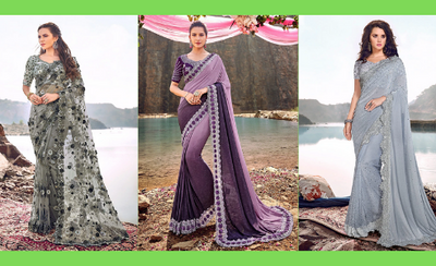 How to choose the perfect saree for your wedding functions?