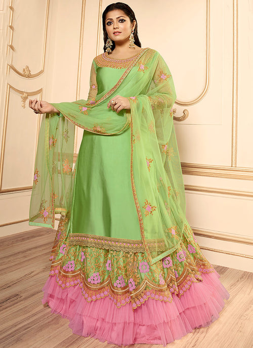 Wedding Lehenga Suit
