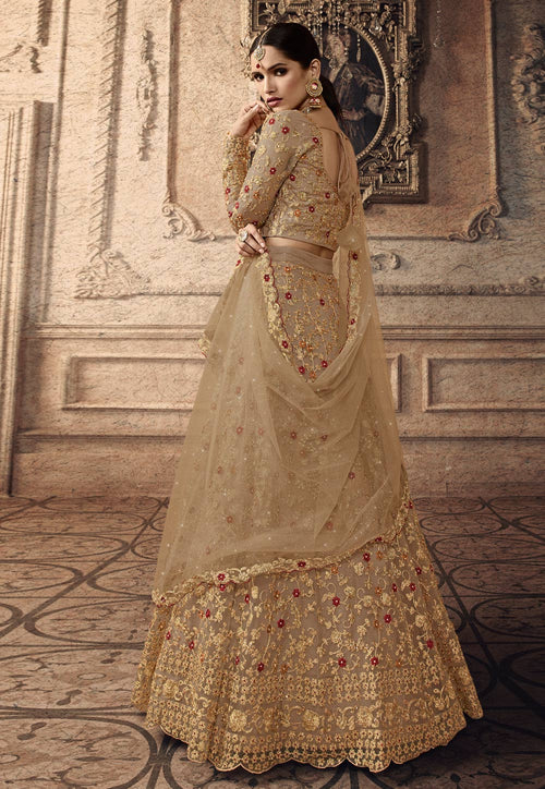 Wedding Lehenga Set