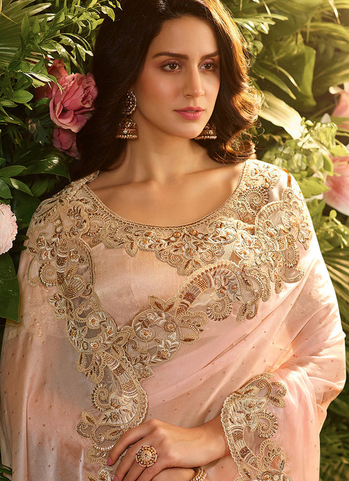 Bridal Saree With Blouse