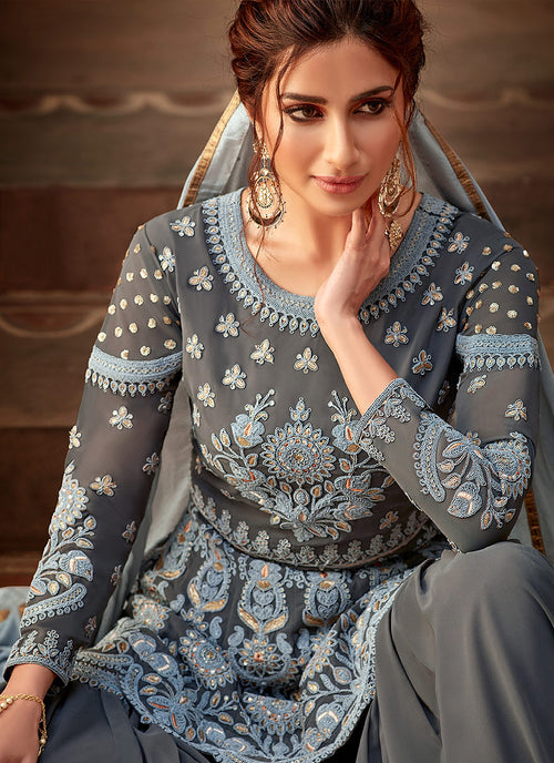 Pakistani Gharara Suit