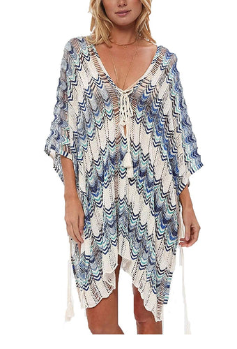 HARHAY Summer Swimsuit Bikini Beach Swimwear Cover up