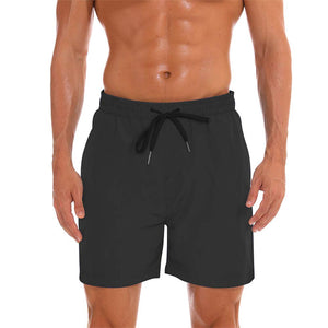 Beach Shorts Quick Dry Boardshorts Swim Trunks with Pockets
