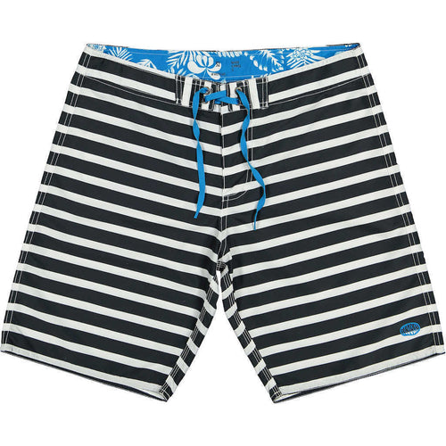 Clothesabyss Striped Boardshorts RPET