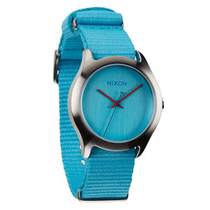 Nixon Women's Mod Bright Blue Watch