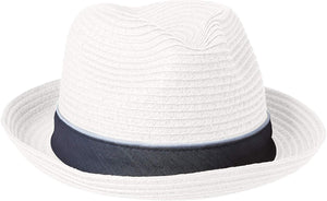 Original Penguin Men's Straw Porkpie Hat