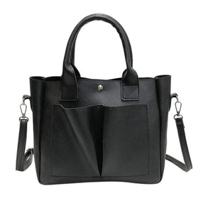 Retro Style Leather Shoulder Bags