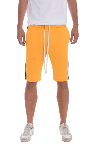 Street Wear Shorts Yellow/Black