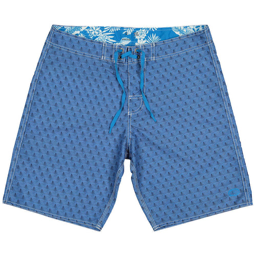 Clothesabyss Blue Wave Boardshorts RPET
