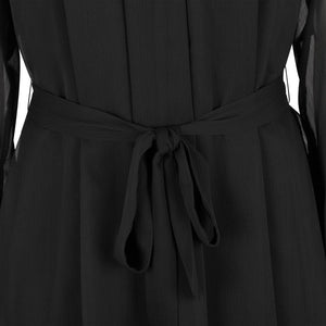 Soft Rebels, Girl Dress, Black