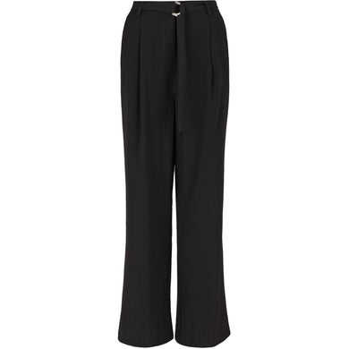Soft Rebels, Ann Wide Pants, Black