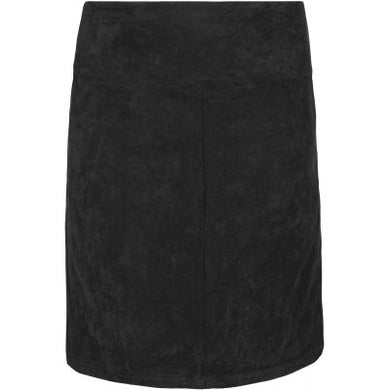 Soft Rebels Rain Skirt, Black