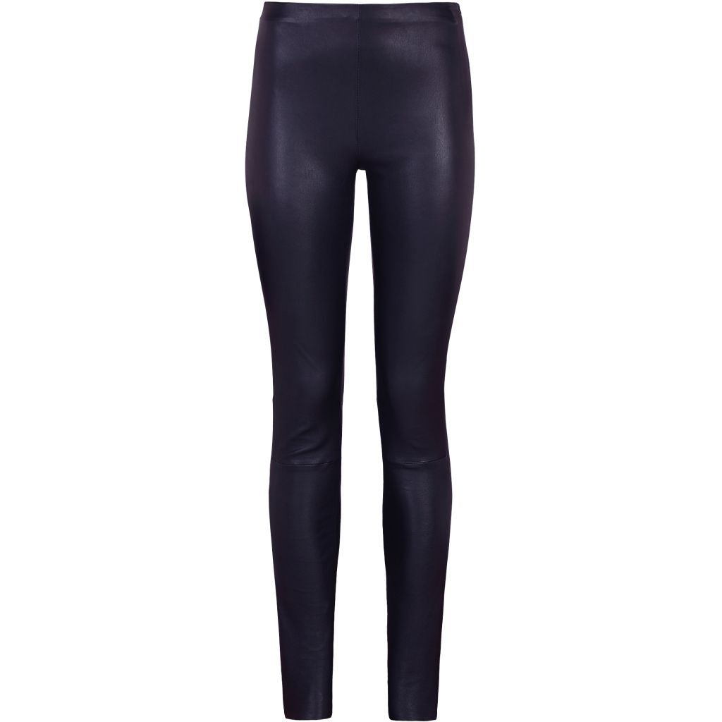 Soft Rebels Soho leather Pant, 2 varianter