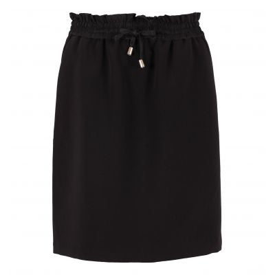 Soft Rebels Carla Skirt, svart