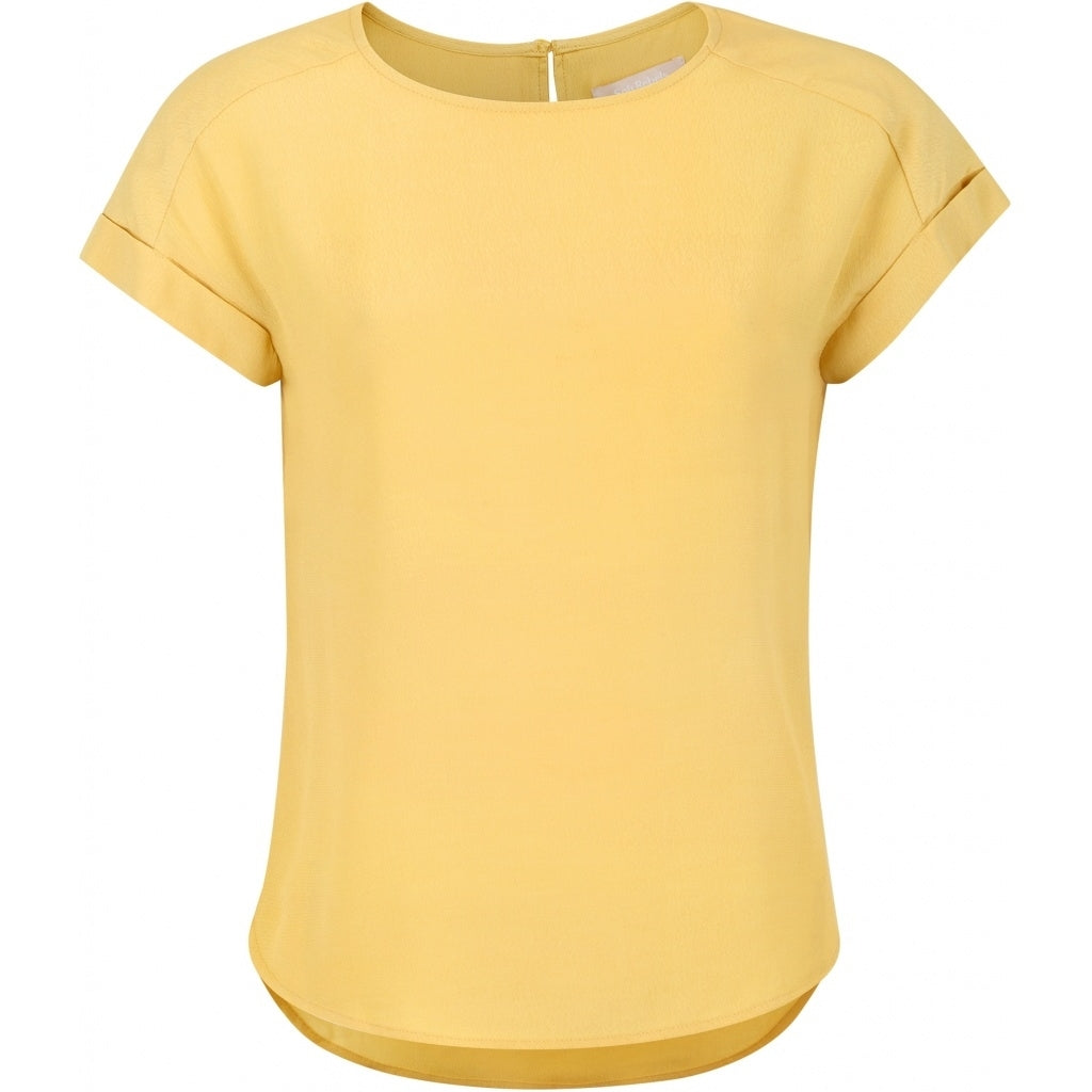 Soft Rebels Quinn Top Yellow