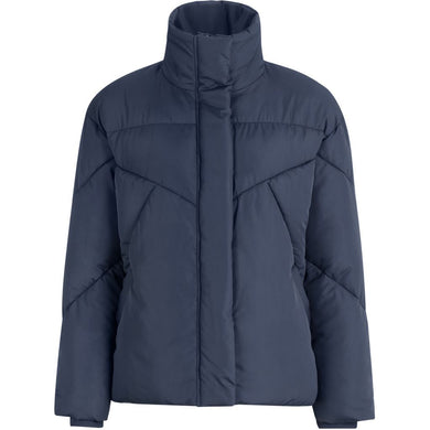 Soft Rebels Pippa Padded Jacket, Total Eclipse