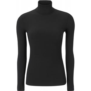 Soft Rebels Cali Rollneck Blouse, Black