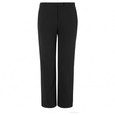 Soft Rebels Trissa Kick Flared Pants, Black