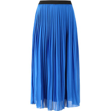 Load image into Gallery viewer, Soft Rebels Sally Midi Skirt, Nautical Blue