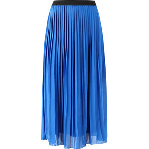Soft Rebels Sally Midi Skirt, Nautical Blue