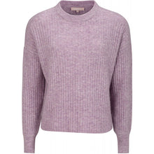 Load image into Gallery viewer, Soft Rebels Sabine T-Shirt Knit, Pastel Lavender