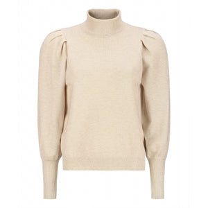 Soft Rebels Leana Roll Neck Knit