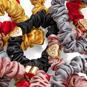 By Eloise London Scrunchies
