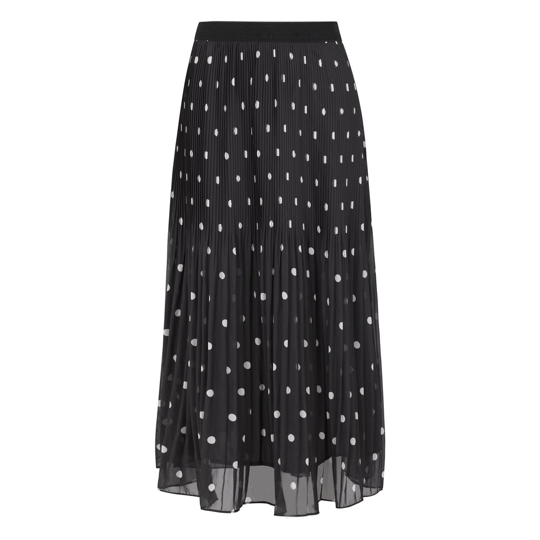 Soft Rebels Karin Skirt, Black