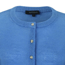 Load image into Gallery viewer, Soft Rebels RISE CARDIGAN KNIT - GRANADA SKY