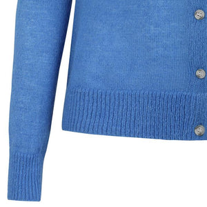 Soft Rebels RISE CARDIGAN KNIT - GRANADA SKY