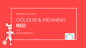 Colour and meaning - RED